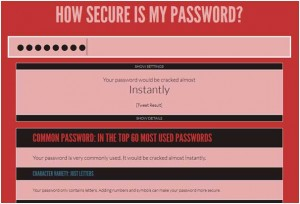 123456 is not a secure password